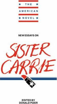 sister carrie essay questions Sister carrie essay 2 - slideshare dan stavarzhistory9-13-11 essay 2 when carrie first enters the city, one of the first things she notice is th sister carrie by theodore dreiser - goodreads was the first real book i 39ve ever read in english.