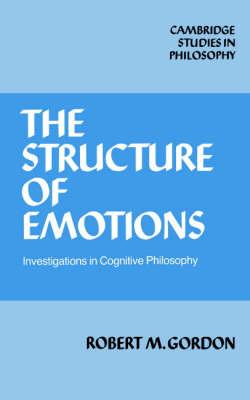 The Structure of Emotions