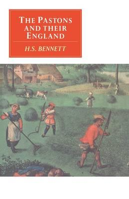 Canto original series: The Pastons and their England: Studies in an Age of Transition