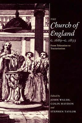 The Church of England c.1689-c.1833