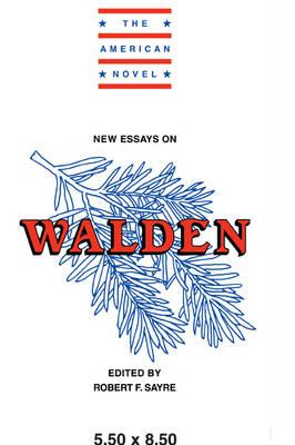 essay on walden Walden, henry thoreau's classic account of life in a simple one-room cabin in new england remains, 150 years on, an anti-establishment masterpiece and a testament to individualism, writes john updike.