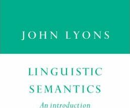 the importance of studying semantics Syntax is the study of the structure of a language while semantics is the study of the meaning of a language when studying semantics, it is important to recognize the generally accepted meaning of a word or term rather than the literal meaning.