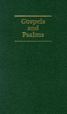 KJV Giant Print Gospels and Psalms Green imitation leather hardback GP480: Authorized King James Version Giant-Print Gospels and Psalms
