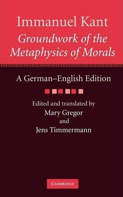 the idea metaphysics in emanuel kants work on metaphysics In his publication, foundations of the metaphysics of morals, immanuel kant supplies his readers with a thesis that claims morality can be derived from the principle of the categorical imperative.