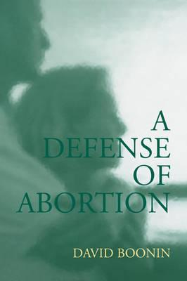 A Defense of Abortion