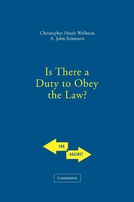 is there a duty to obey the law