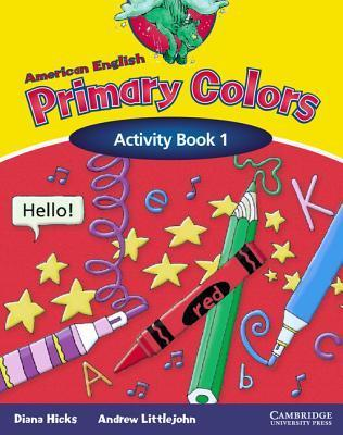 American English Primary Colors 1 Activity Book : Andrew Littlejohn ...