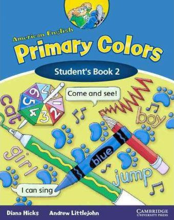 american english primary colors 2 students book - Primary Colors Book