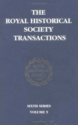 Transactions of the Royal Historical Society: Volume 7