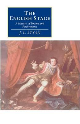 Canto original series: The English Stage: A History of Drama and Performance