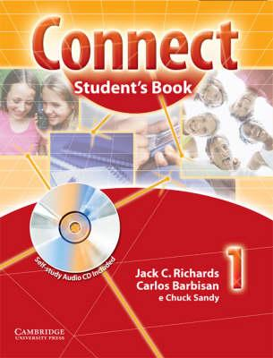 Connect Student Book 1 with Self-Study Audio CD Portuguese Edition