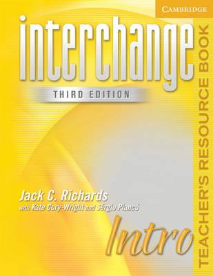 Interchange Intro Fourth Edition Teachers Book Pdf
