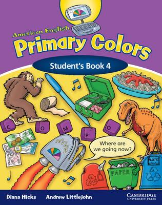 American English Primary Colors 4 Student\'s Book : Andrew Littlejohn ...