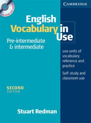 pre-intermediate vocabulary intermediate in english к use решебник