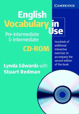English Vocabulary In Use Pre Intermediate And Intermediate Cd Rom