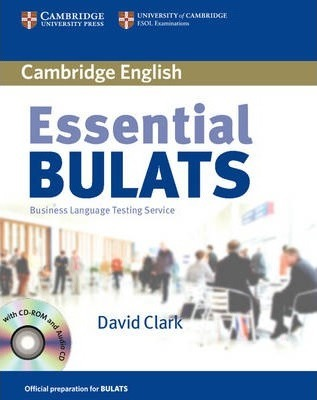 Essential BULATS with Audio CD and CD-ROM download pdf, epub - Mon