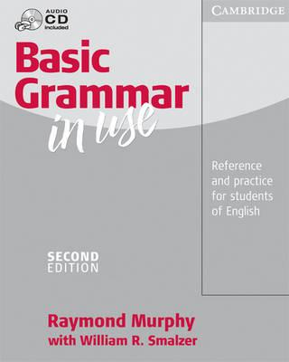 Basic Grammar in Use Without answers, with Audio CD : Reference and Practice for Students of English