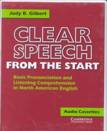 Clear Speech from the Start Audio Cassette Set (3 Cassettes)