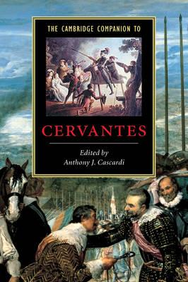 The Cambridge Companion to Cervantes