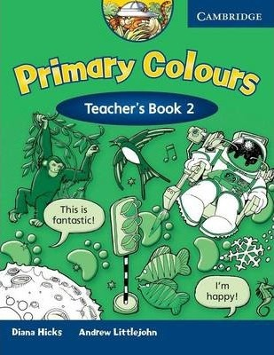 primary colours 2 teachers book - Primary Colors Book