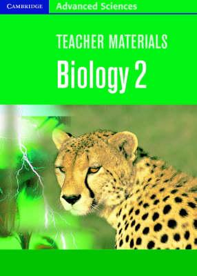 Teacher Materials Biology 2 CD-ROM