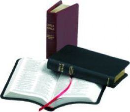 TNIV Bible Personal Edition Black French Morocco Leather