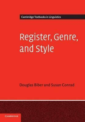 Register, Genre, and Style
