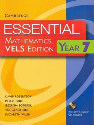 essential mathematics vels edition year 9 homework book