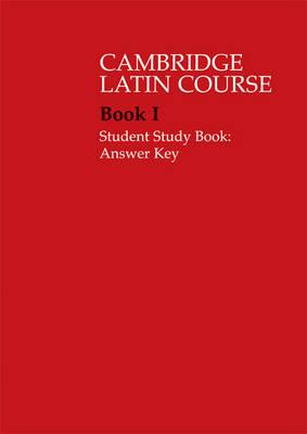 Cambridge Latin Course 1 Student Study Book Answer Key