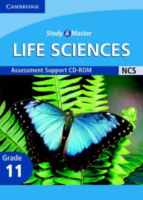 Study and Master Life Sciences Grade 11 Assessment Support CD-Rom