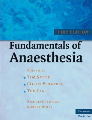 Pdf viva book the clinical anaesthesia