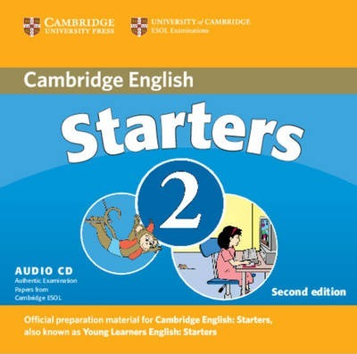 Cambridge Young Learners English Tests Starters 2 Audio CD  Examination Papers from the University of Cambridge ESOL Examinations