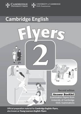 flyers 2 answer booklet