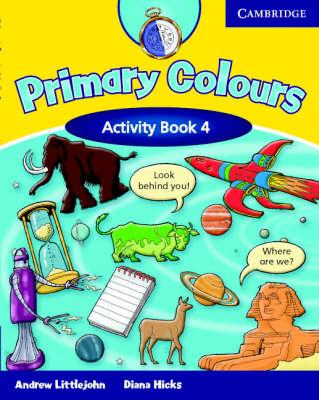 Primary Colours Level 4 Activity Book : Andrew Littlejohn ...
