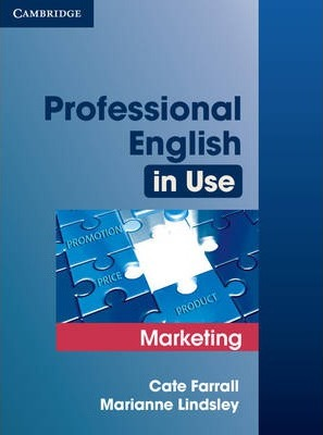 Professional English in Use Marketing with Answers