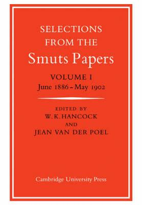 Selections from the Smuts Papers 7 Volume Paperback Set