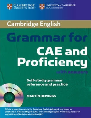 Cambridge Grammar for CAE and Proficiency Student Book with Answers and Audio CDs (2)