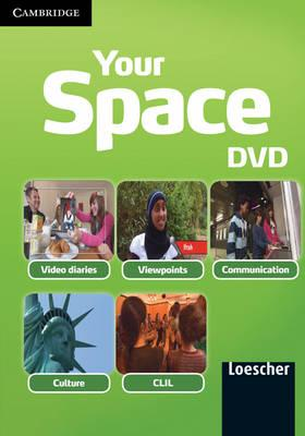 Your Space Levels 1-3 DVD Italian Edition