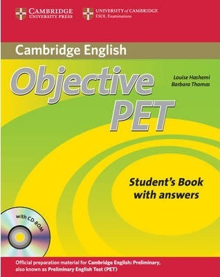 Objective Pet Students Book With Answers Pdf