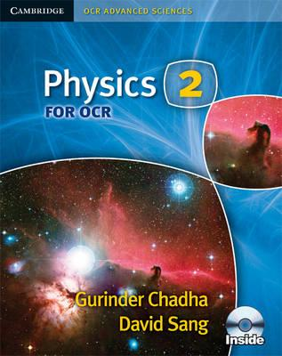 Physics 2 for OCR Secondary Student Book with CD-ROM
