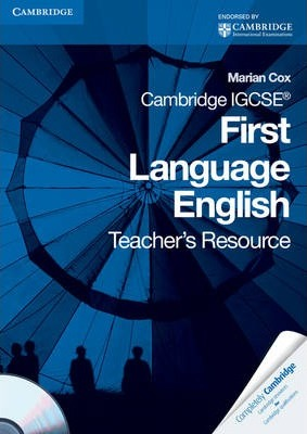 Cambridge igcse first language english teachers resource book with cambridge igcse first language english teachers resource book with cd rom fandeluxe Image collections