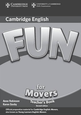 Fun for Movers Teacher's Book
