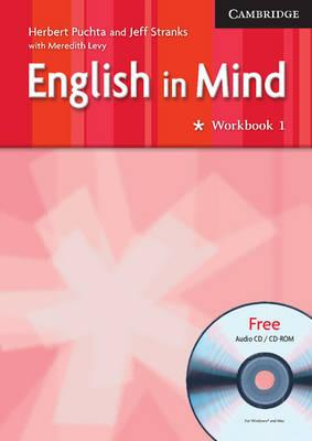 English in Mind 1 Workbook with Audio CD/CD ROM