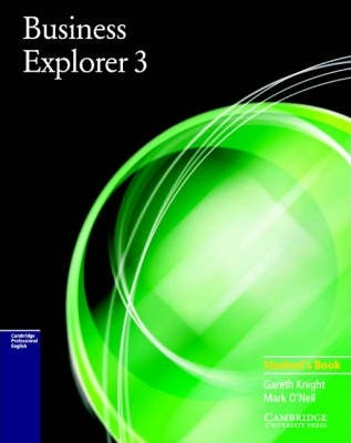 Business Explorer 3 Student's Book