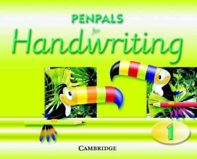 Penpals for Handwriting Year 1 Practice Book