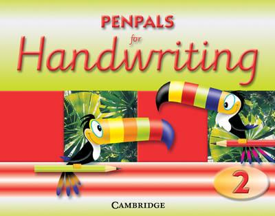 Penpals for Handwriting Year 2 Practice Book
