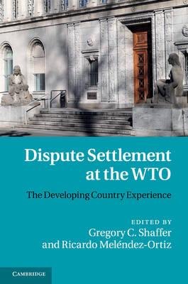 Dispute Settlement at the WTO  The Developing Country Experience