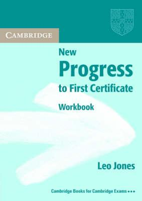 New Progress to First Certificate Workbook without answers