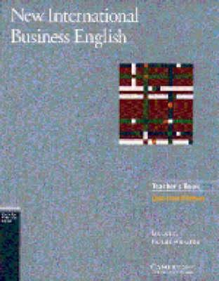 New International Business English Updated Edition Teacher's Book
