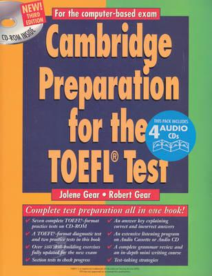 Cambridge Preparation For The Toefl Test Book